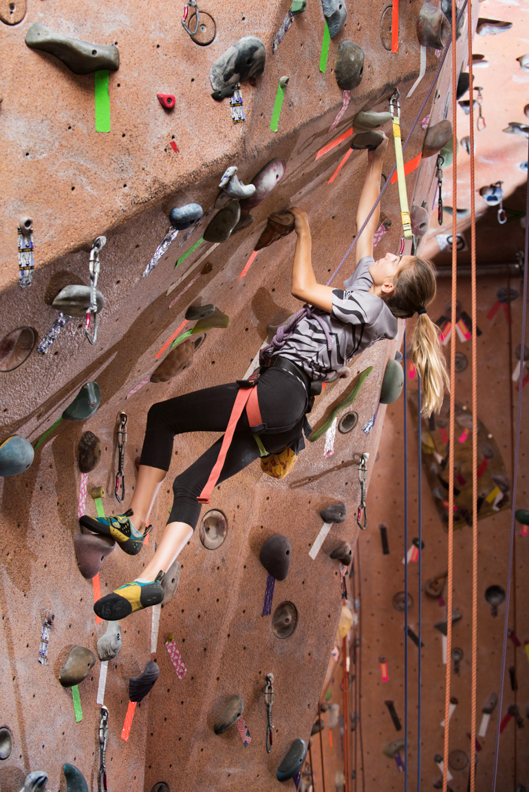 Prairie Walls Climbing Gym In Rochester Minnesota Is An Fully Equipped State