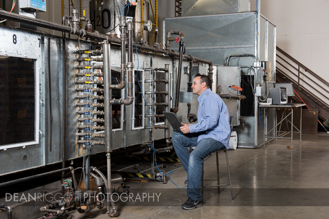 Commercial industrial photography at Pure Humidifier in Minneapolis, Minnesota. © Dean Riggott Photography